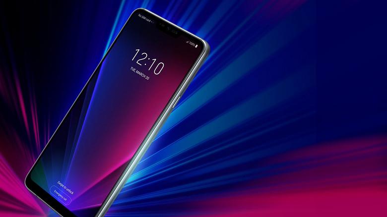 LG G7 ThinQ получит самый яркий экран на рынке смартфонов