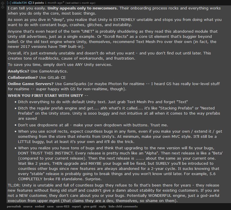 Уроки, полученные при создании первой игры, и почему я хочу написать свой движок - 15