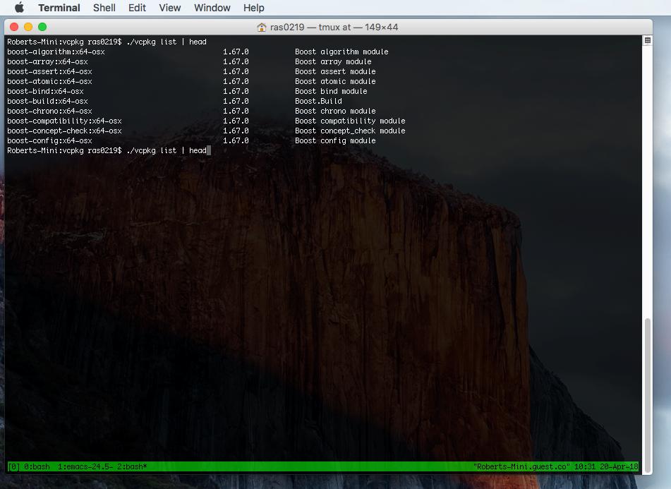 Цвет настроения Linux, цвет настроения Mac OS - 3