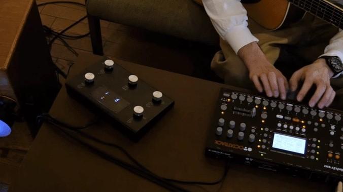 Перкуссионист с идеальным чувством ритма за $653 или как совместить смартфон, робота и кахон - 3