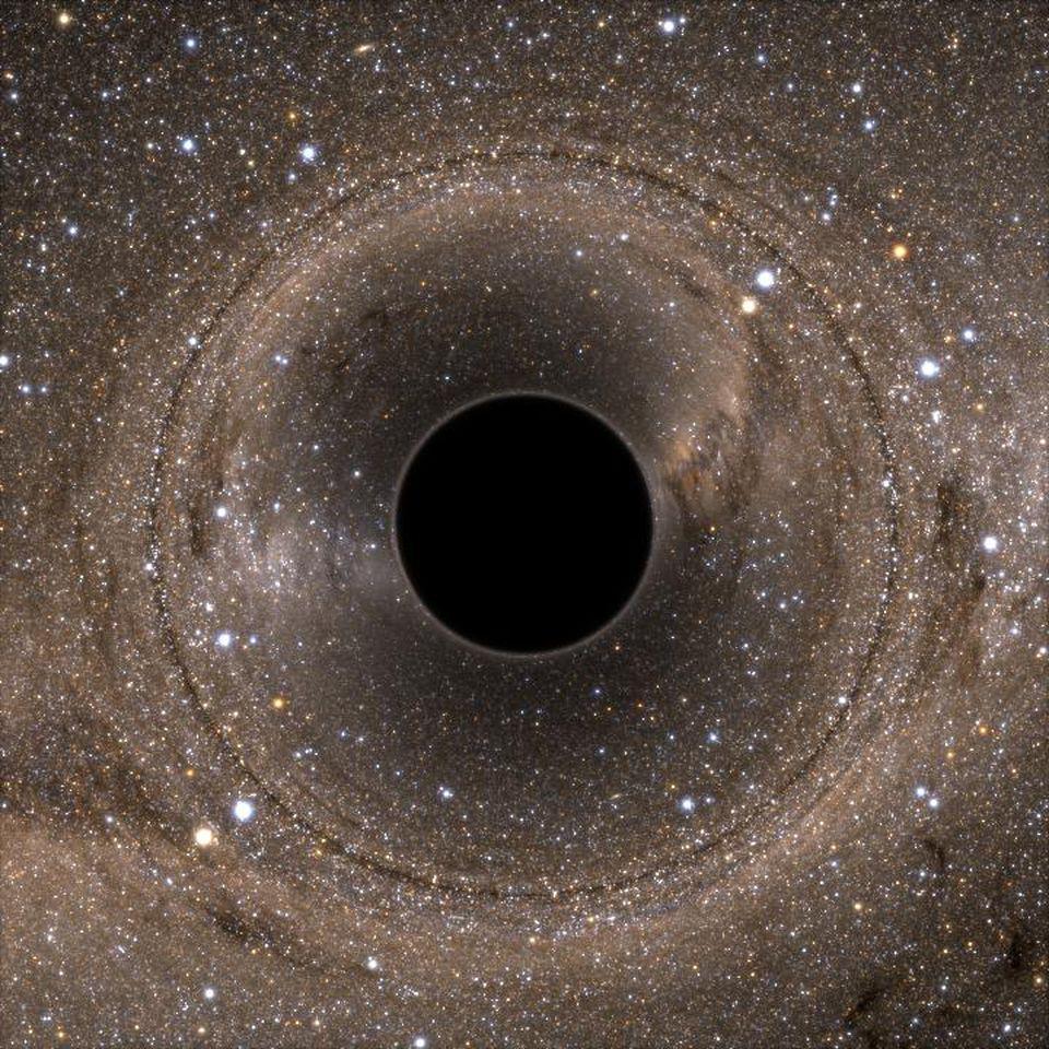 Спросите Итана: как излучение Хокинга и релятивистские струи убегают от притяжения чёрной дыры? - 8