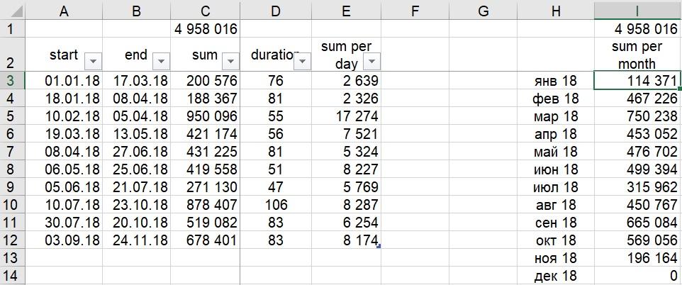 Excel и длинные формулы - 3
