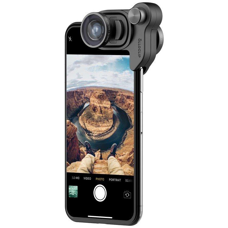 Olloclip представила набор объективов для iPhone X - 1