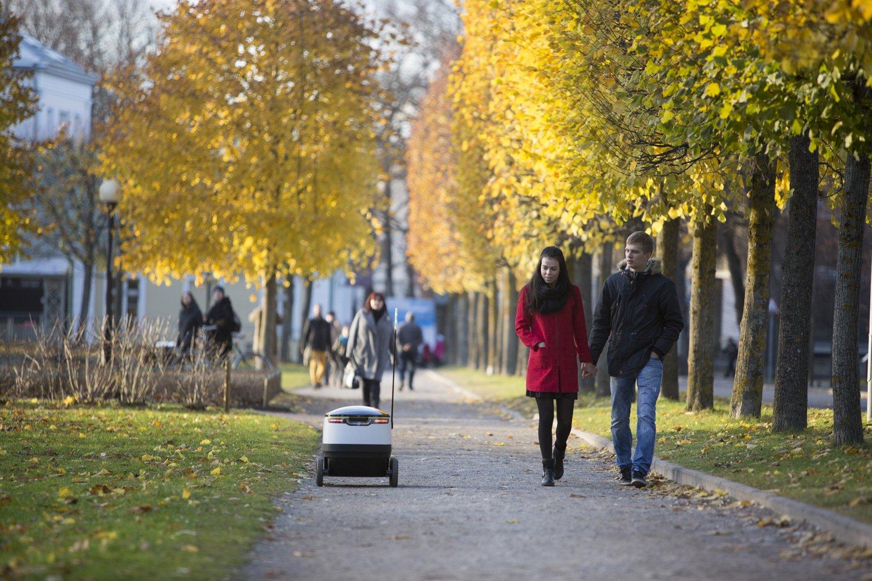 Starship Technologies запустит более 1000 роботов-курьеров по корпоративным кампусам Европы и США - 2
