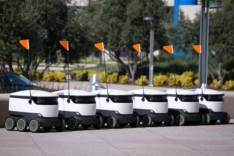 Starship Technologies запустит более 1000 роботов-курьеров по корпоративным кампусам Европы и США - 1