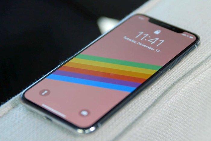 По итогам февраля iPhone X был самым продаваемым смартфоном в мире - 1