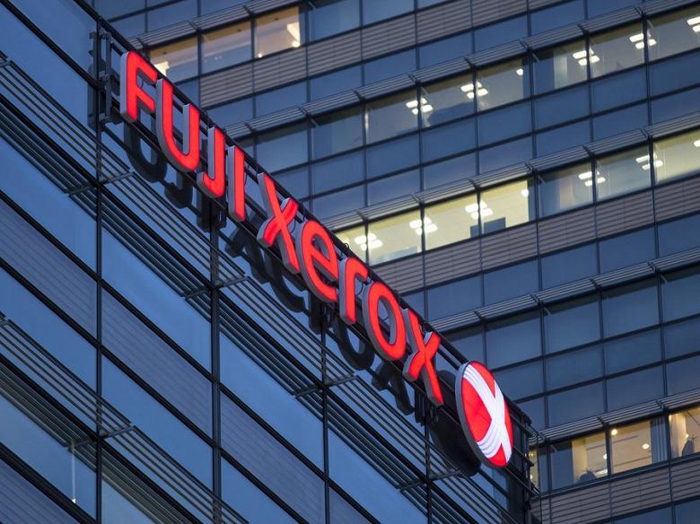 Сделка между Xerox и Fujifilm приостановлена из-за иска акционеров первой - 1