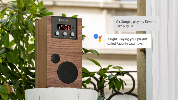 Como Audio SpeakEasy — умная акустическая система с дизайном из прошлого века - 1