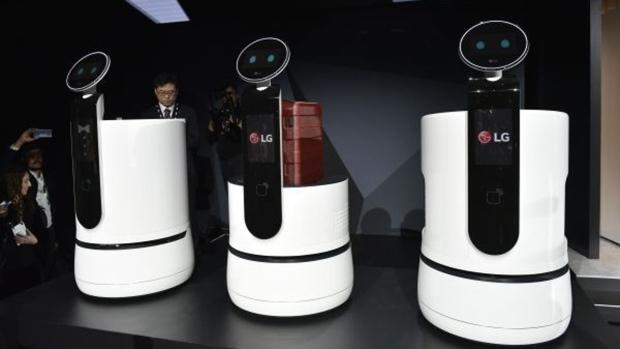 LG считает, что в будущем рост показателей компании обеспечит робототехника