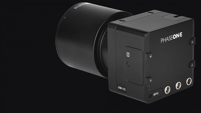 Phase One Industrial выпускает камеру для аэрофотосъемки на датчике среднего формата разрешением 100 Мп