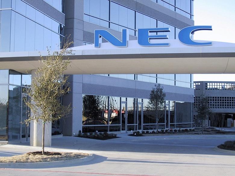 Доход NEC за год вырос на 6,7%
