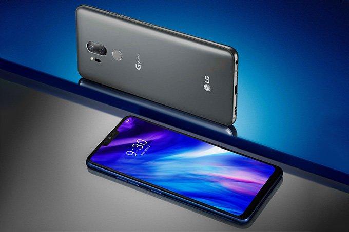 Представлен смартфон LG G7 ThinQ - 4