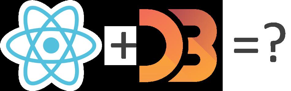 Как подружить React и D3 - 1