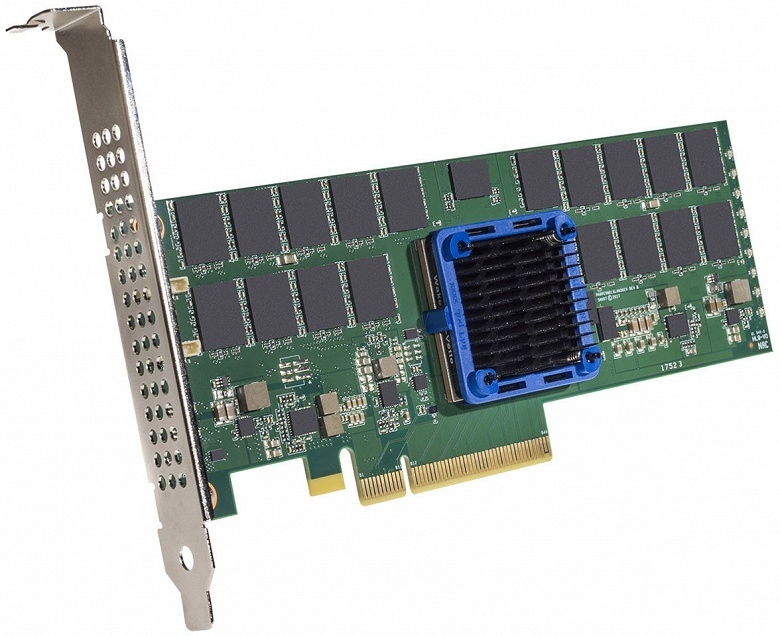 Начались поставки ускорителей nvNitro, в которых используется память MRAM