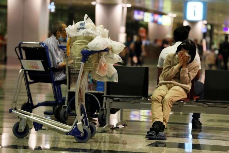 Про спящих в аэропорту: полезности и байки - 4