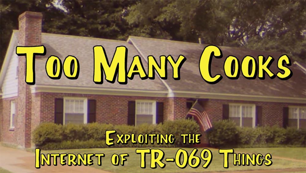 Слишком много поваров, или взлом Интернета с помощью TR-069 - 1
