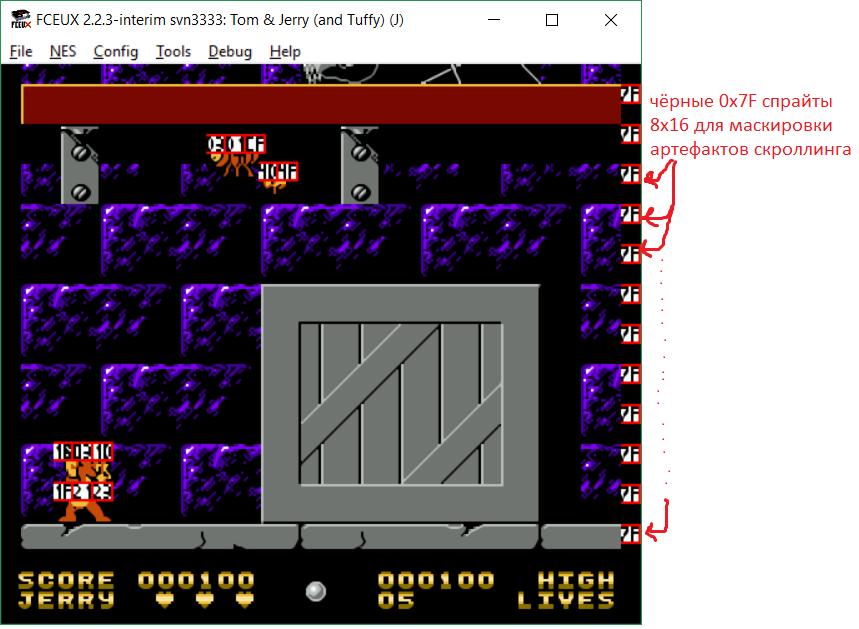 Устройство спецэффектов для игр под NES. Часть 2 - 7