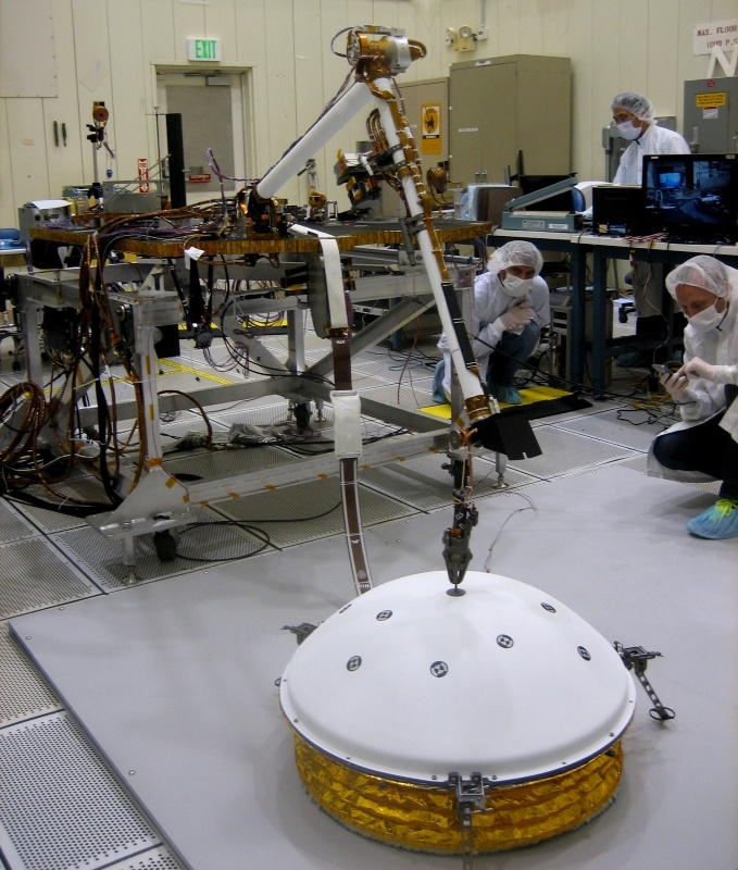 В глубины Марса с термометром - 13