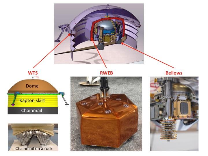 В глубины Марса с термометром - 9
