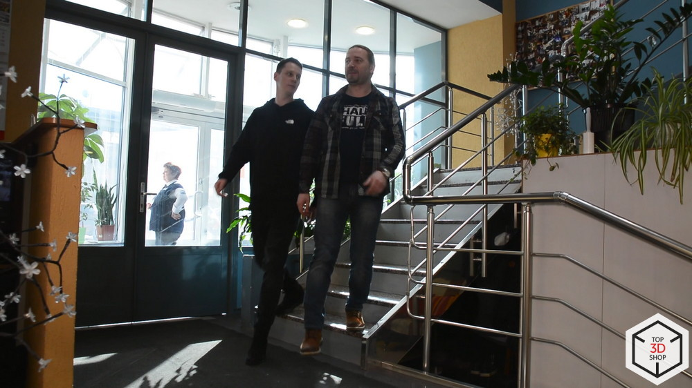 3D-влог #5: Мейкеры в России — 3D-печать и косплей. Интервью с создателем 3DToday - 31