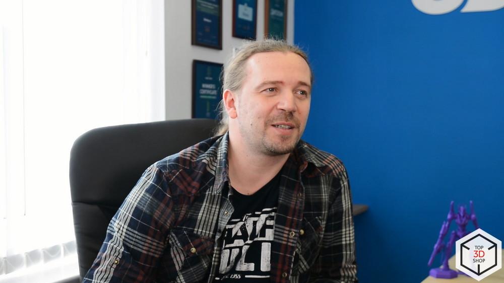3D-влог #5: Мейкеры в России — 3D-печать и косплей. Интервью с создателем 3DToday - 34