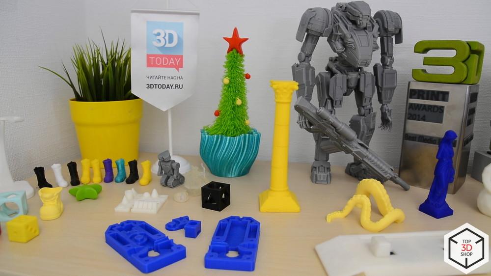 3D-влог #5: Мейкеры в России — 3D-печать и косплей. Интервью с создателем 3DToday - 35