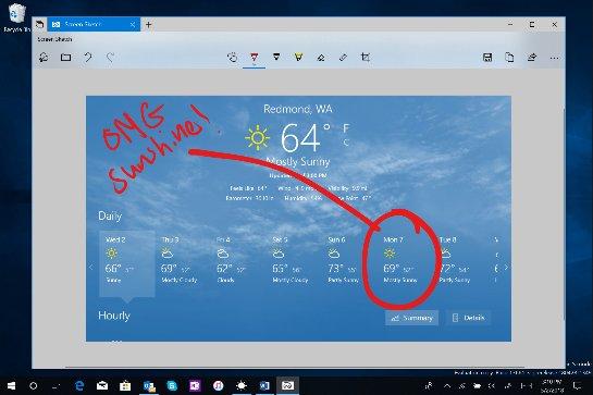 Microsoft упрощает создание скриншотов в Windows 10