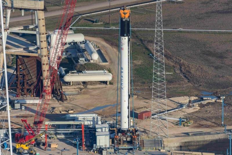 Falcon 9 Block 5 готовится к первому полету - 2