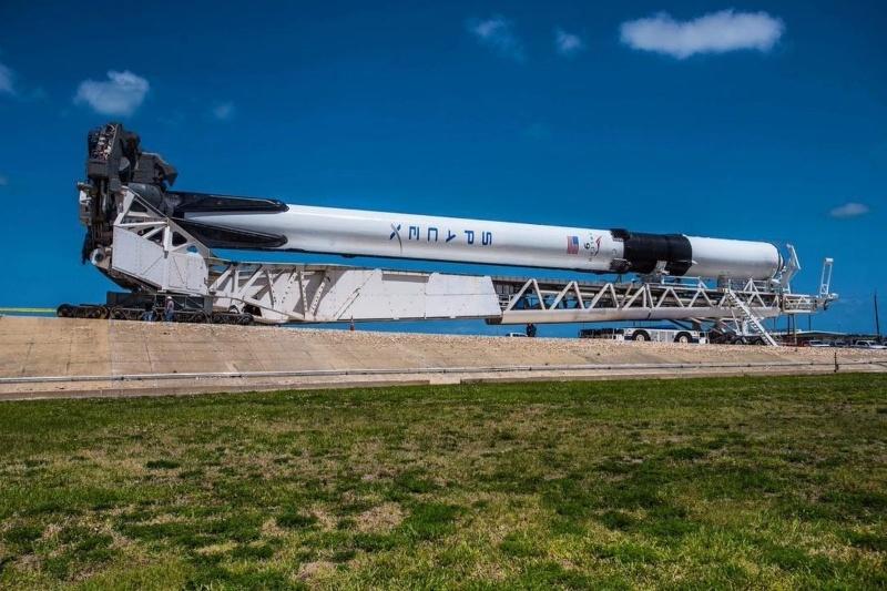 Falcon 9 Block 5 готовится к первому полету - 3
