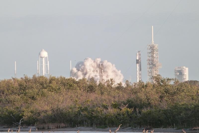 Falcon 9 Block 5 готовится к первому полету - 1