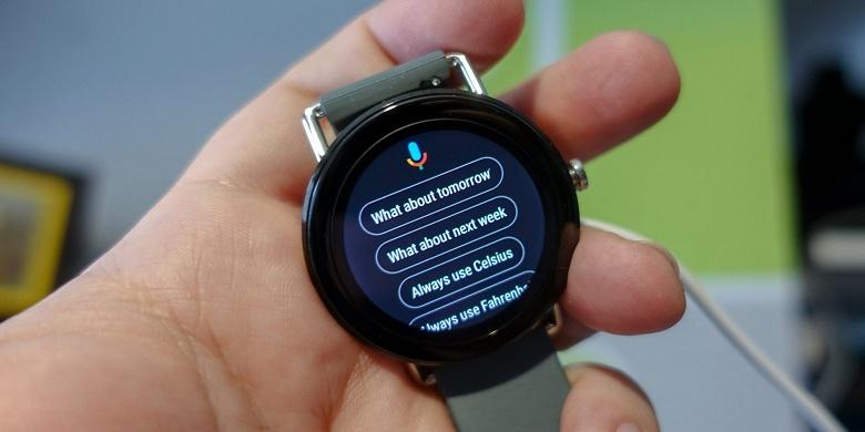 Google Assistatn на Wear OS обзавёлся новыми функциями