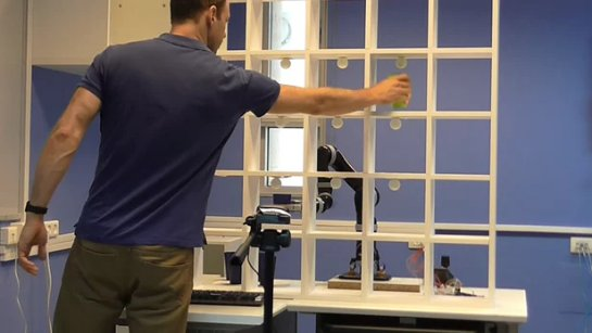 Робот поможет людям восстановиться после инсульта