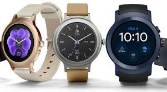 LG готовит новую версию Wear OS smartwatch