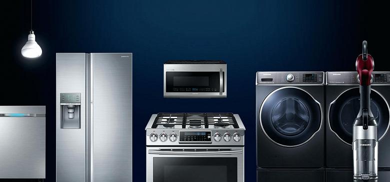 Samsung возглавляет рынок бытовой техники США восьмой квартал подряд
