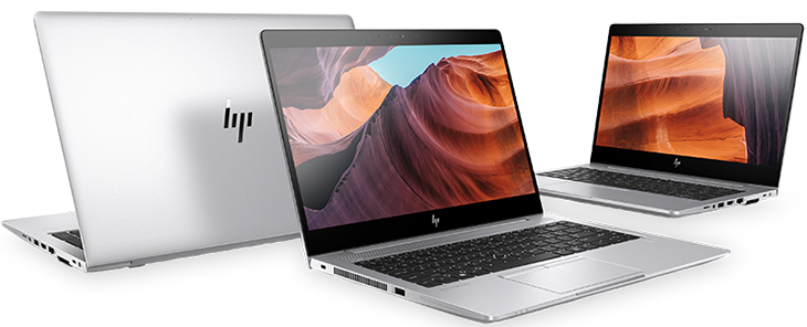 HP EliteBook 755 G5, 745 G5 и 735 G5