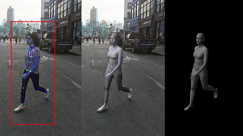 Amazon разработал технологию виртуальной примерки одежды - 1