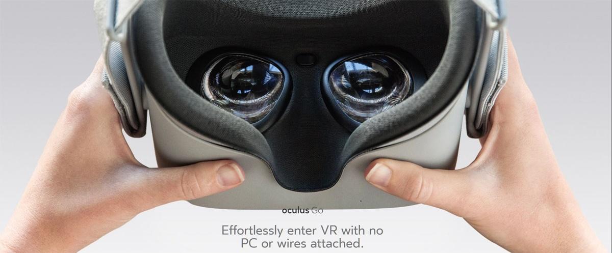 Что собой представляют последние VR-хедсеты от Facebook и Google - 3