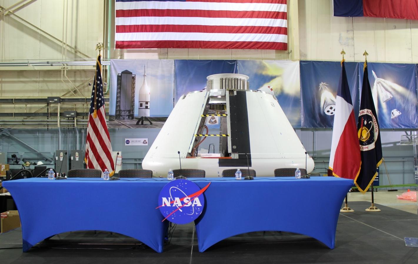 Космический корабль Orion вскоре снова отправится в космос - 2
