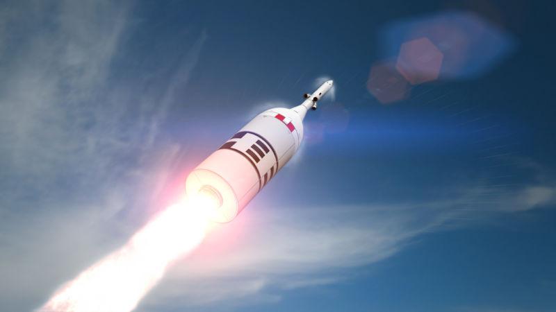 Космический корабль Orion вскоре снова отправится в космос - 1