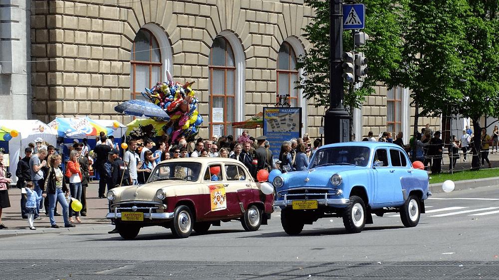 Магнитолы из СССР: краткая история аудиосистем в советских автомобилях - 1