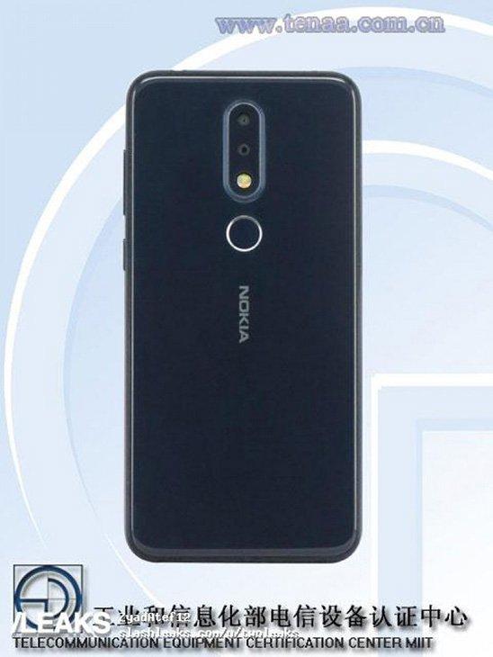Nokia X (2018)