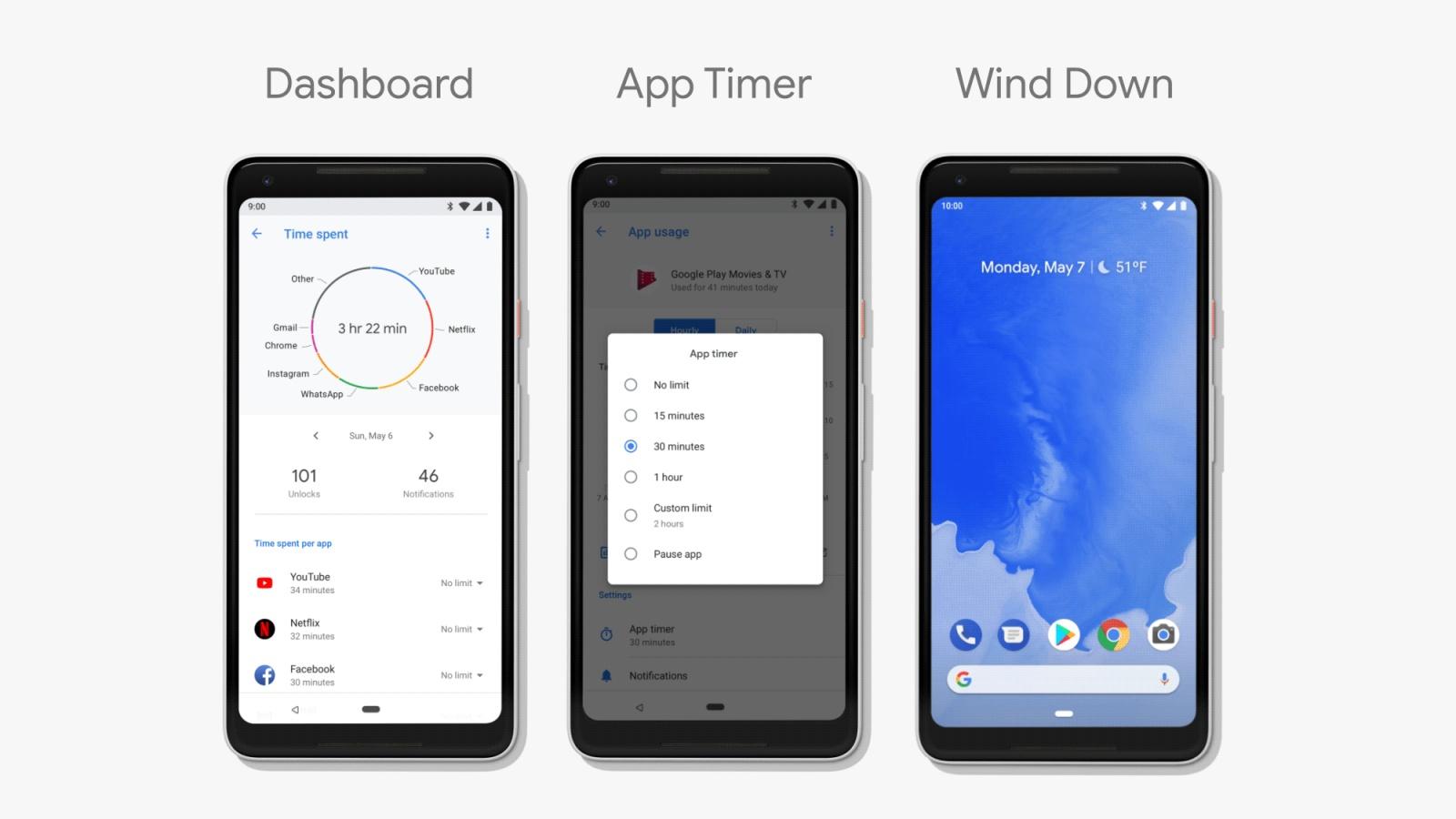 Material Design 2.0 и Android P - 10