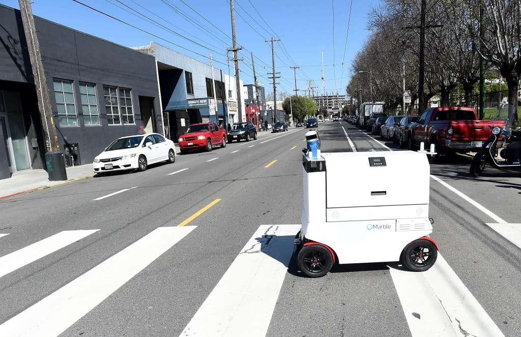 Роботов-курьеров Starship Technologies изгнали из Сан-Франциско - 3