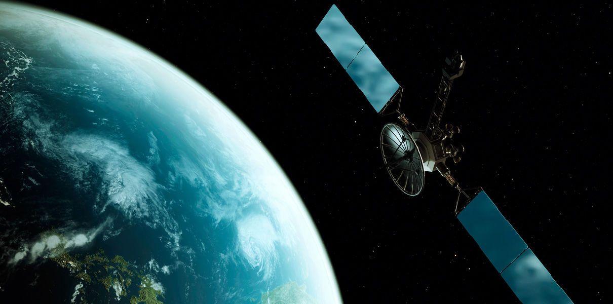 Роскосмос планирует создать национальную спутниковую интернет-связь - 1
