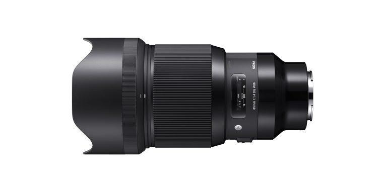 Начинается отгрузка объективов Sigma 50mm F1.4 DG HSM | Art и Sigma 85mm F1.4 DG HSM | Art в вариантах с креплением Sony E