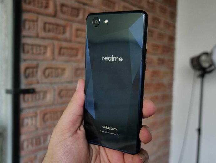 Смартфон Oppo Realme 1 оснащен SoC Helio P60