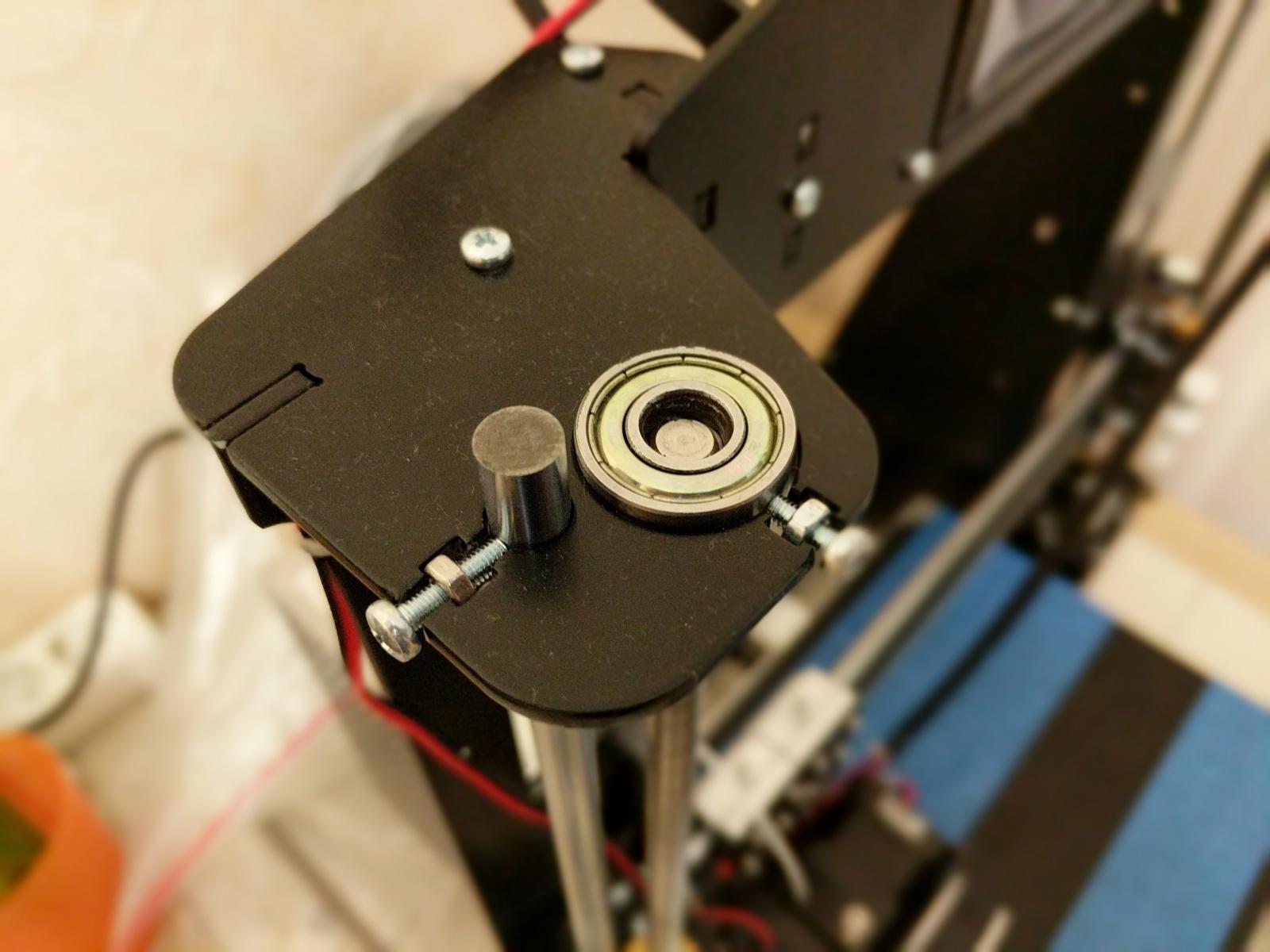 Стальная рама 3д принтера Anet A8 - 10