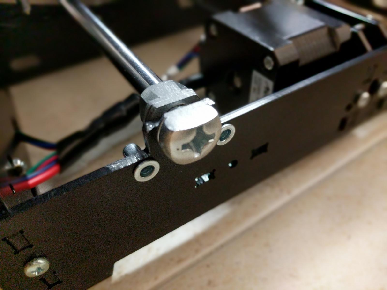 Стальная рама 3д принтера Anet A8 - 4