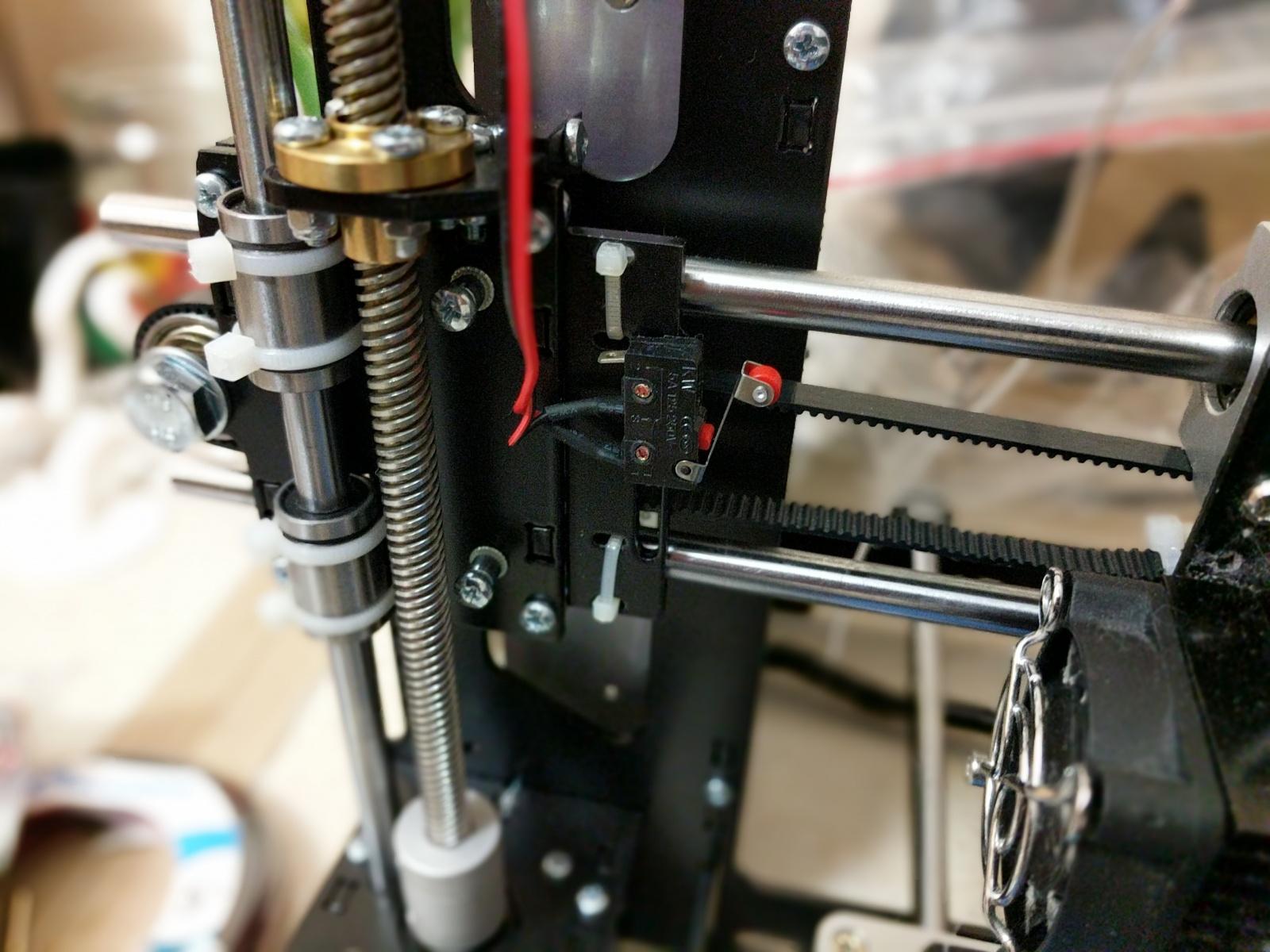 Стальная рама 3д принтера Anet A8 - 7