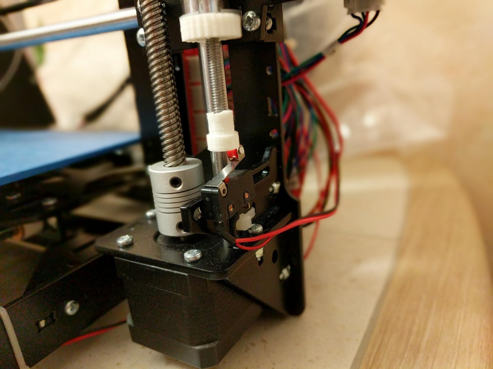 Стальная рама 3д принтера Anet A8 - 8